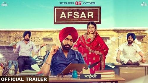 Afsar (2018) Punjabi Full Movie Download
