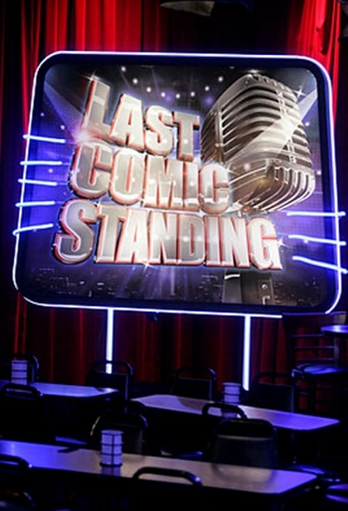 Last Comic Standing-Azwaad Movie Database