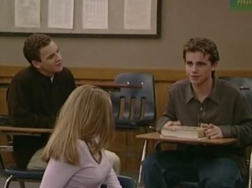 Boy Meets World: Season 6 – Episod Poetic License: An Ode to Holden Caulfield