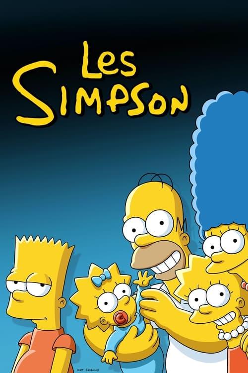 Les Sous-titres Les Simpson (1989) dans Français Téléchargement Gratuit   720p BrRip x264