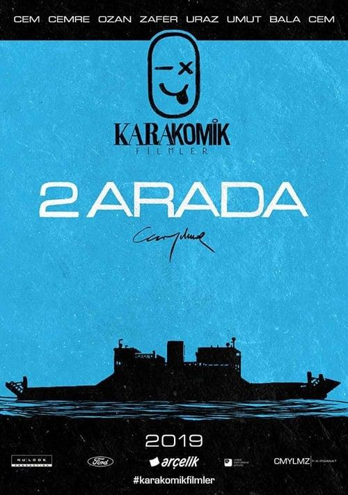 Download Karakomik Filmler: 2 Arada (2019) Movie Free Online
