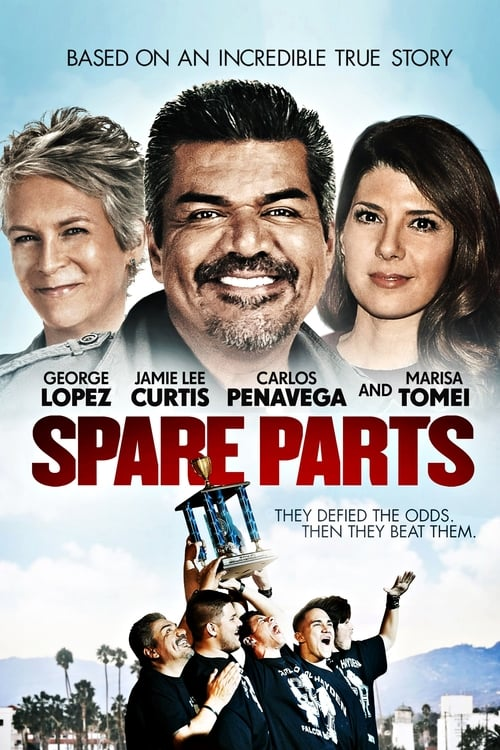Download Spare Parts (2015) Movie Free Online