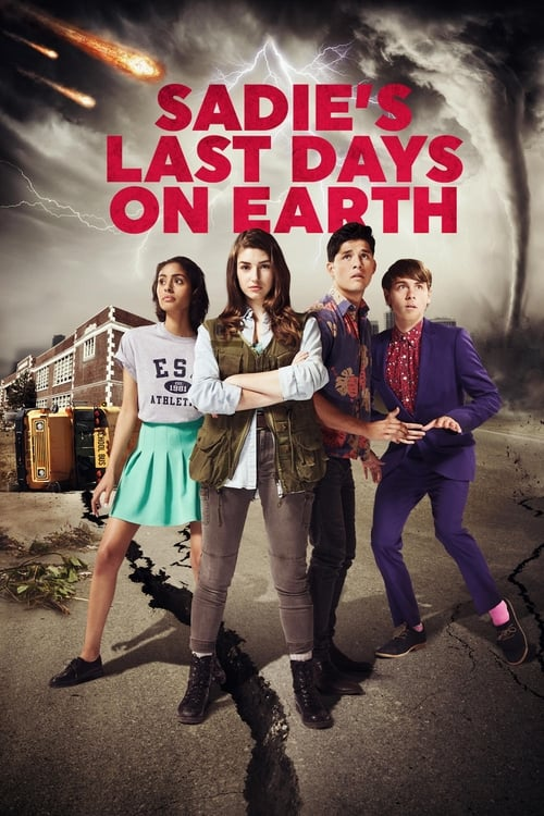 Sadie's Last Days on Earth poster