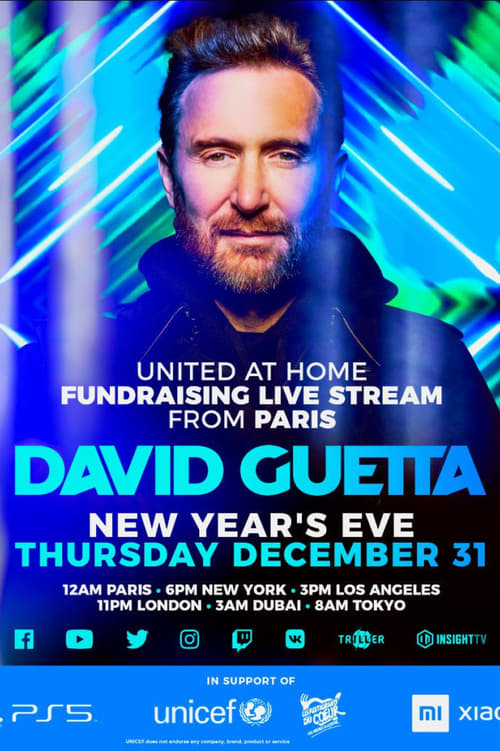 David Guetta | United at Home - Fundraising Live from Musée du Louvre
