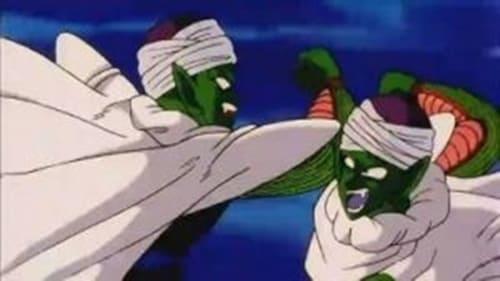 Fugindo de Piccolo! Gohan Enfrenta uma Tempestade