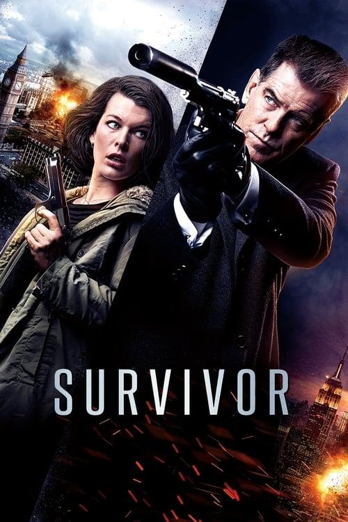 Streaming Survivor (2015) Full Movie