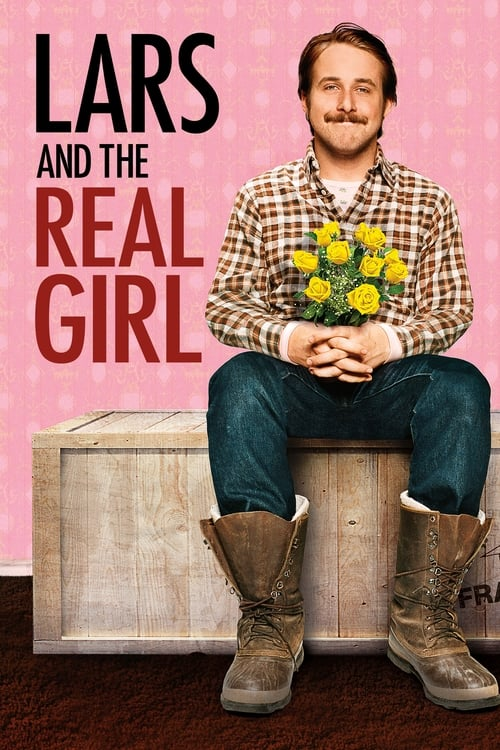 Grootschalige poster van Lars and the Real Girl