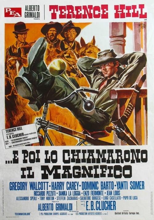 ...E poi lo chiamarono il magnifico (1972)