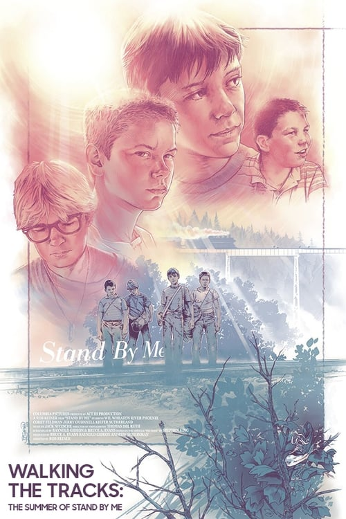 Película Walking the Tracks: The Summer of Stand by Me En Español