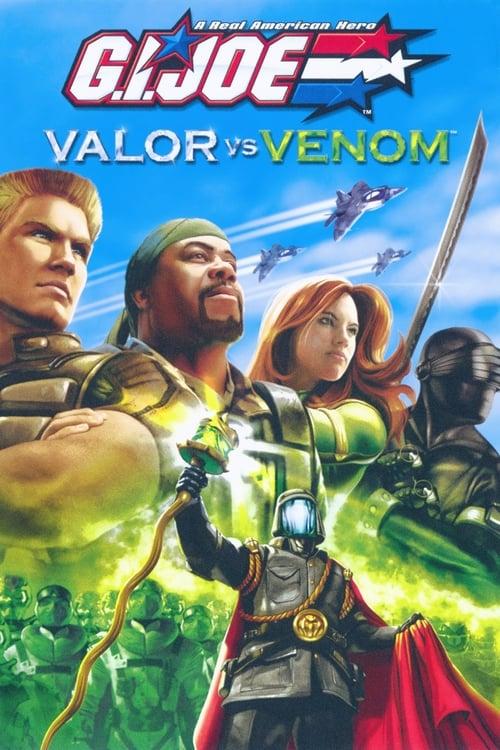 Assistir G.I. Joe: Valor vs. Venom Completamente Grátis