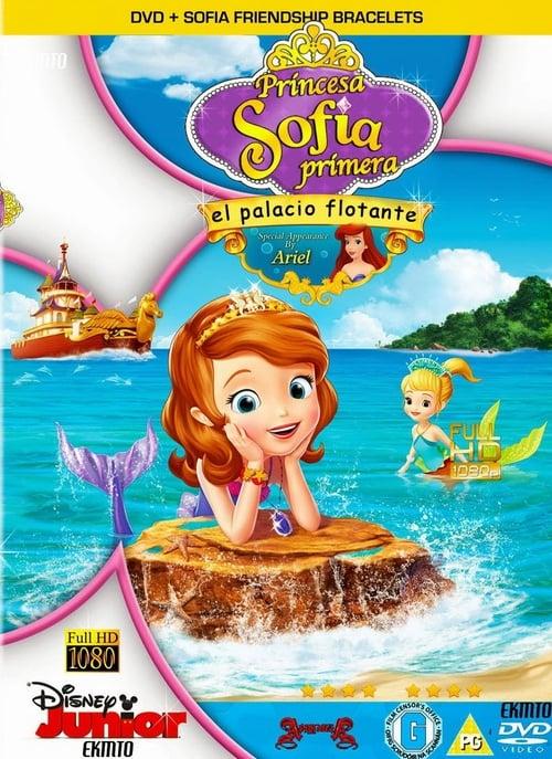 Ver La princesa Sofía: El palacio flotante Online