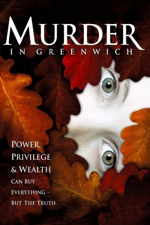 Murder in Greenwich (2002) Poster