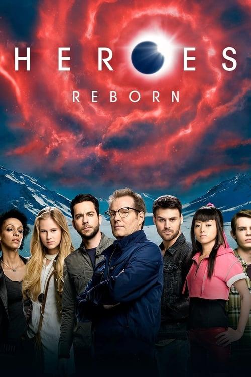 Heroes Reborn-Azwaad Movie Database