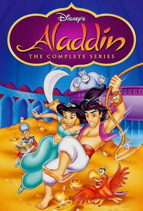 Aladdin: The Series-Azwaad Movie Database