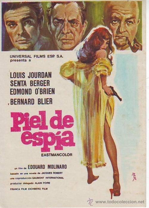 Mira La Película Piel de espía Doblada En Español