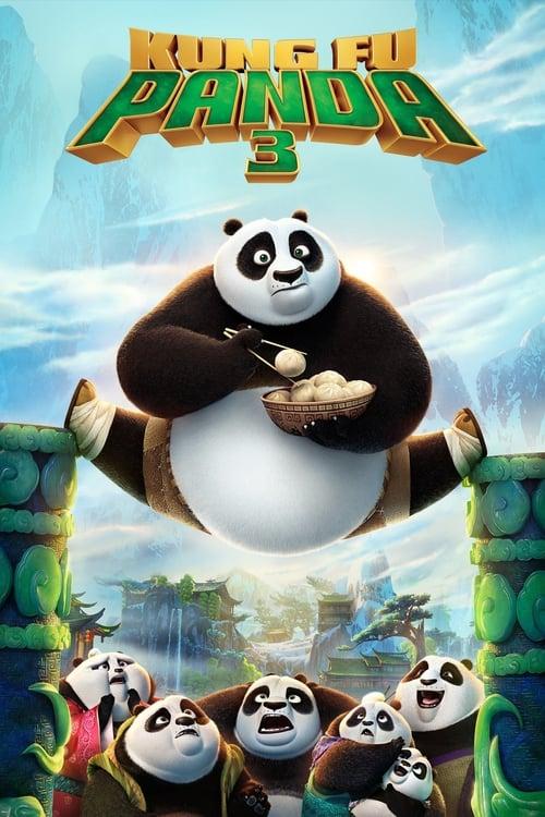 [1080p] Kung Fu Panda 3 (2016) film vf