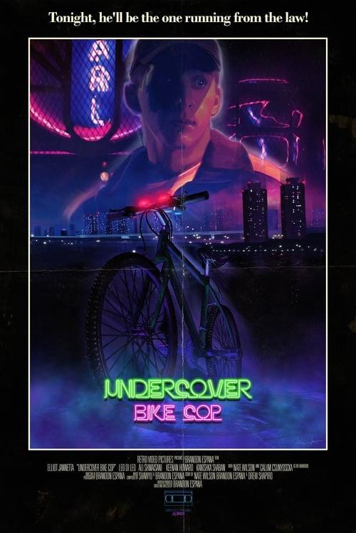 Película Undercover Bike Cop Gratis