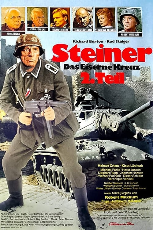 Film Ansehen Steiner - Das Eiserne Kreuz Teil II In Guter Qualität An