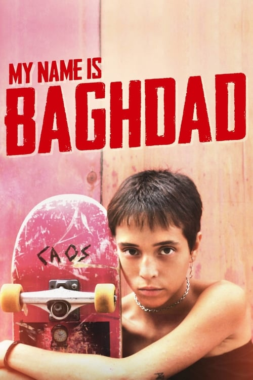 My Name is Baghdad