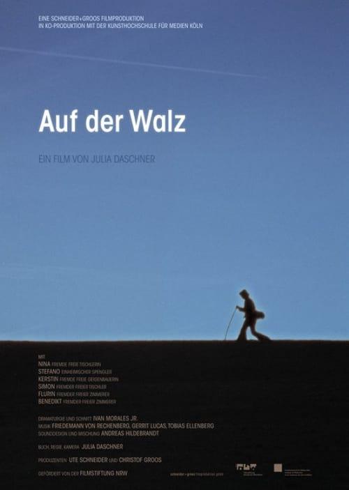 Auf der Walz poster