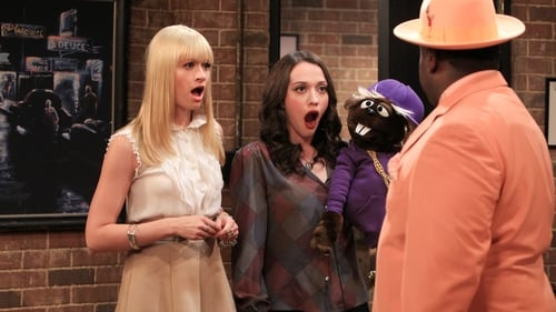2 Broke Girls: Season 2 – Episod And the Pre-Approved Credit Card