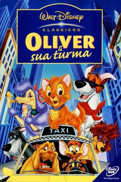 Filme Oliver e Sua Turma Completo