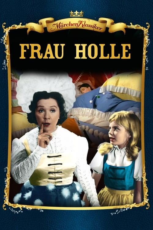 Poster von Frau Holle - Das Märchen von Goldmarie und Pechmarie