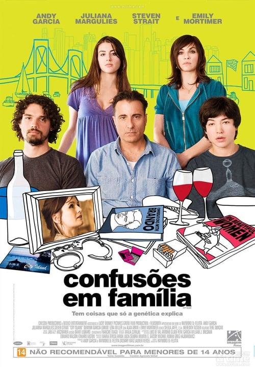 Filme Confusões em Família Com Legendas On-Line