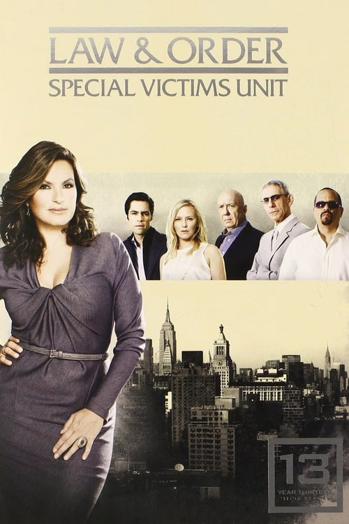 Law Order Special Victims Unit: Season 13
