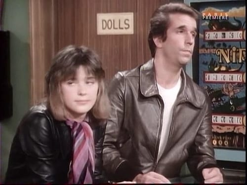 Happy Days: Season 5 – Episod Fonzie and Leather Tuscadero  (1)