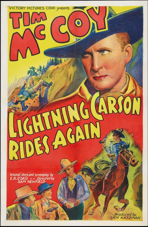 Ver Lightning Carson Rides Again Online