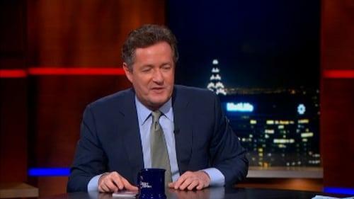 The Colbert Report: Season 9 – Episode Piers Morgan