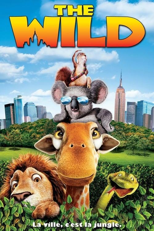 Visualiser The Wild (2006) streaming film en français