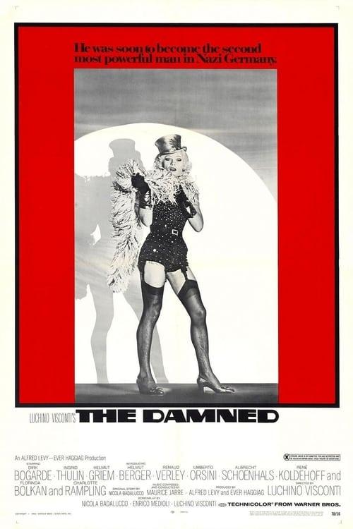 Largescale poster for La caduta degli dei