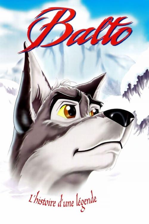 [FR] Balto chien-loup, héros des neiges (1995) streaming