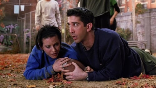 friends - Season 3 - Episode 9: The One with the Football