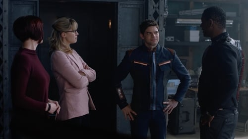 Supergirl - Season 5 - Episode 11: Back from the Future - Part One