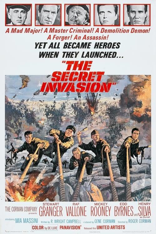 Film The Secret Invasion V Dobré Kvalitě Hd 1080p