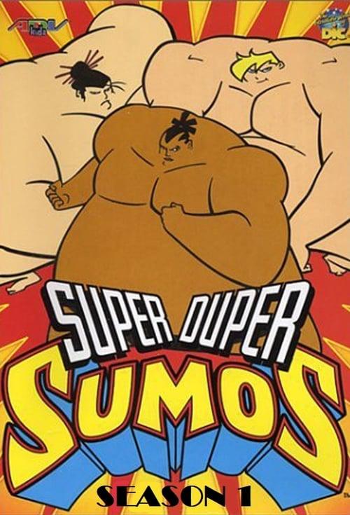 Super Duper Sumos: Season 1