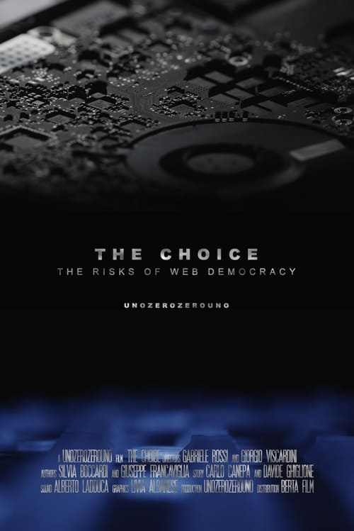 Assistir Filme The Choice - The Risks of Web Democracy Com Legendas Em Português