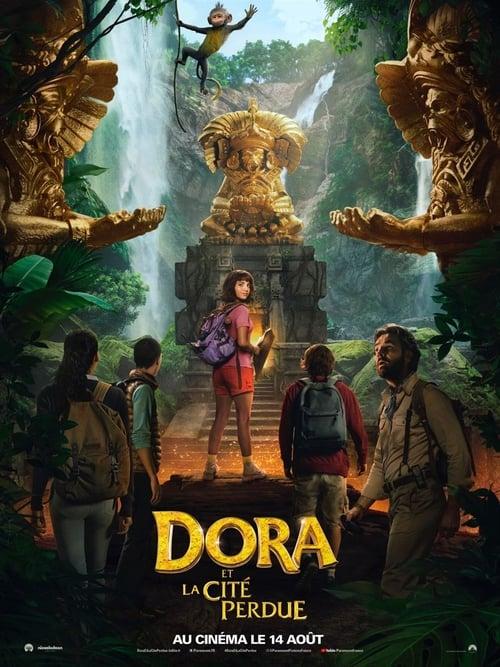 Regarder Dora et la Cité perdue Film en Streaming VF