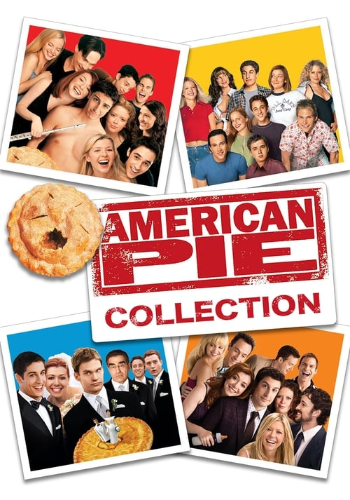 Американский пирог (Коллекция) / American Pie: The Collection / 1999-2012 / ДБ, ПД / DVDRip
