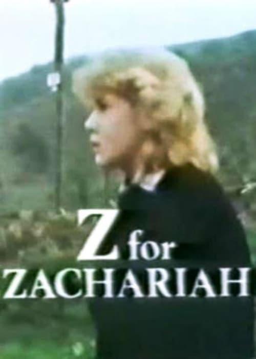 Regarde Z for Zachariah En Bonne Qualité Hd
