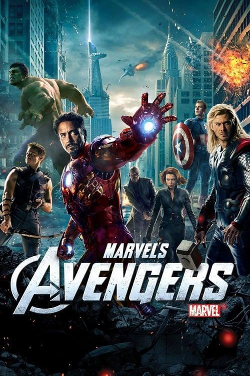 [VF] Avengers (2012) Streaming HD FR