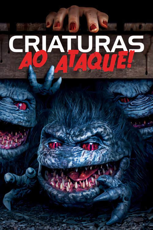 Criaturas ao Ataque