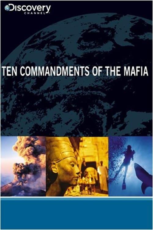 Ver pelicula Ten Commandments of the Mafia Online