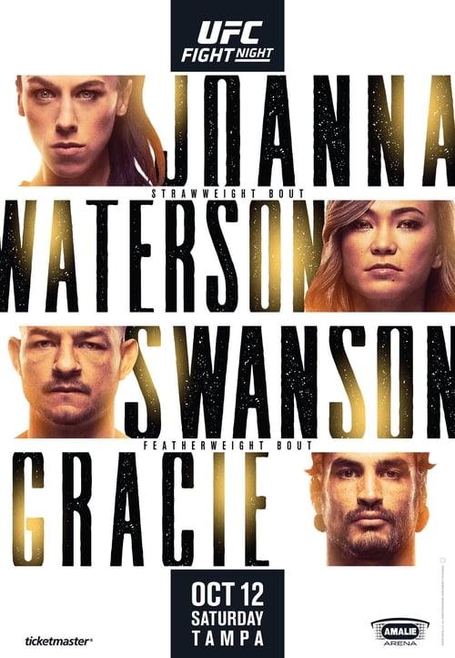 UFC Fight Night 161 - Jedrzejczyk vs. Waterson at Dailymotion