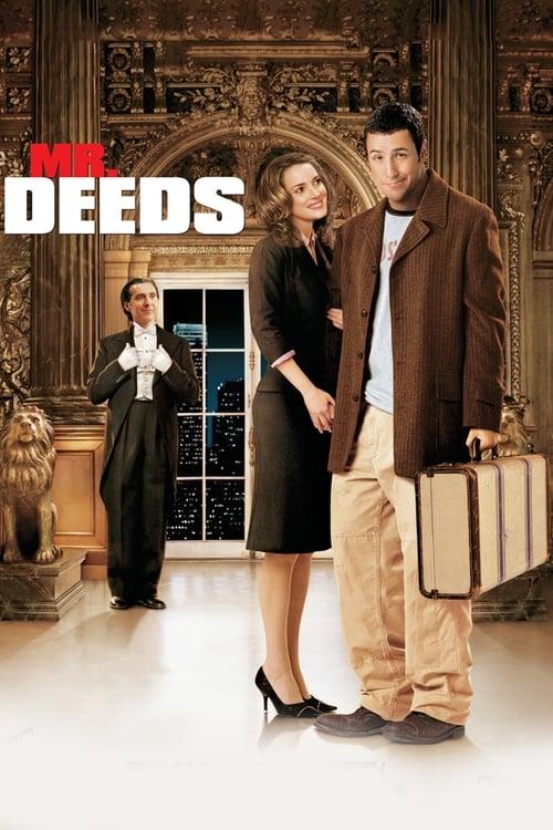 Watch Mr. Deeds (2002) Movie Free Online