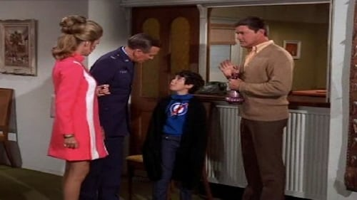 I Dream Of Jeannie 1969 720p Extended: Season 5 – Episode Jeannie and the Curious Kid