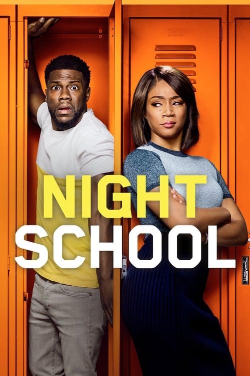 Poster von Night School